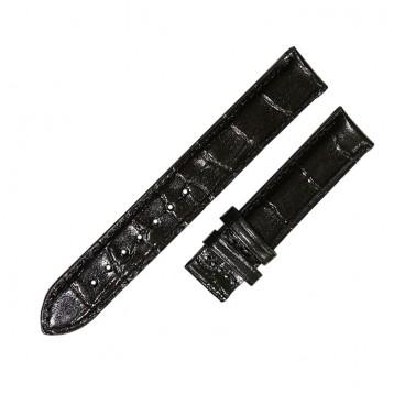 Ремешок Tissot для часов Dressport, черный, 16 мм