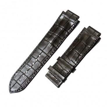 Ремешок Tissot для часов TXL/TXS, черный, 24 мм