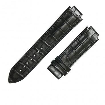 Ремешок Tissot для часов TXL/TXS, черный, 22 мм