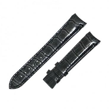Ремешок Tissot для часов Couturier, серый, 18 мм