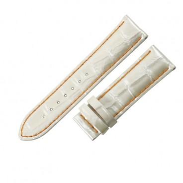Ремешок Tissot для часов PRC 200, белый, 19 мм