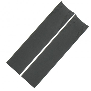 Черный каучуковый ремешок Longines Grande Vitesse
