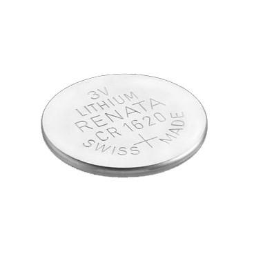 Батарейка Renata CR1620 (BR1620), 2 шт.
