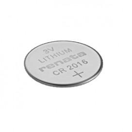 Батарейка Renata CR2016 (BR2016), 3 шт.