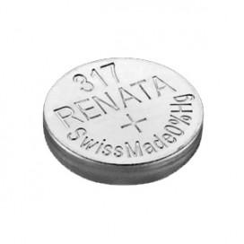 Батарейка Renata 317 (SR516SW, SR516, SR62)