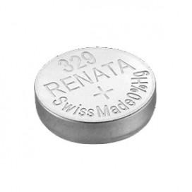 Батарейка Renata 329 (SR731SW, SR731), 2 шт.