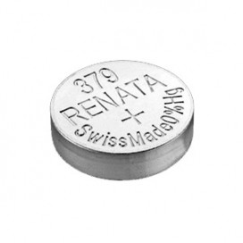 Батарейка Renata 379 (SR521SW, SR521, SR63), 3 шт.