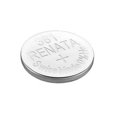 Батарейка Renata 381 (SR1120SW, SR1121, SR55), 2 шт.