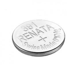 Батарейка Renata 391 (SR1120W, SR1121, SR55), 2 шт.