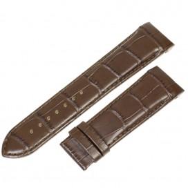 Ремешок Tissot для часов Couturier, 23 мм, коричневый