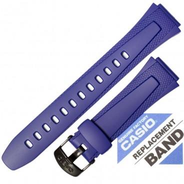 Ремешок CASIO W-752 синий, 10179407