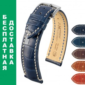 Ремешок HIRSCH Viscount Alligator