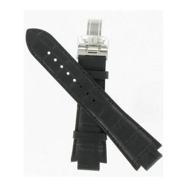 Кожаный ремешок Tissot для часов TXL/TXS (L875/975), черный
