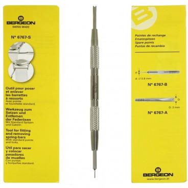 Шпилькосъемник Bergeon 6767-S