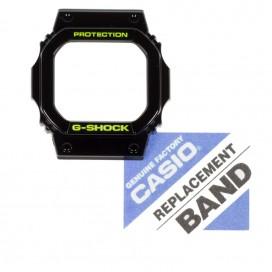 Рант CASIO G-5600, черный глянцевый, 10361722