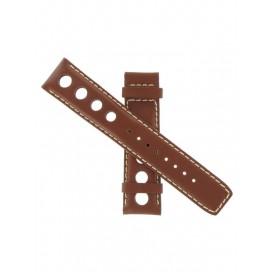 Кожаный ремешок Tissot для часов PRS516 (J564/664), светло-коричневый