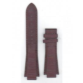 Кожаный ремешок Tissot для часов TXL/TXS (L875/975), коричневый