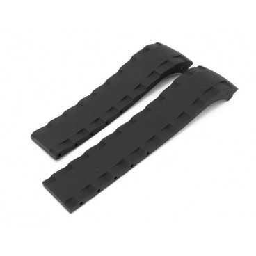 Каучуковый ремешок Tissot для часов Sea Touch, черный