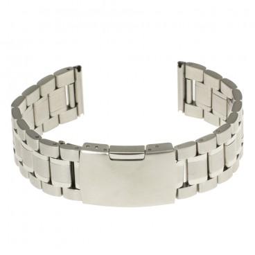 Литой браслет для часов модель 602S