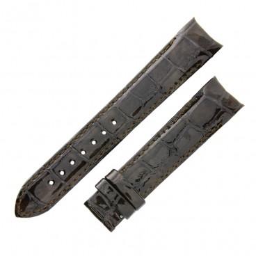 Ремешок Tissot для часов Couturier, коричневый, 18 мм