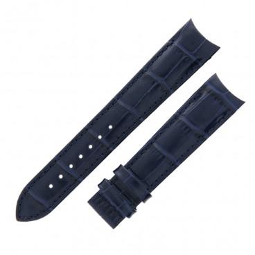 Ремешок Tissot для часов Couturier, синий, 18 мм