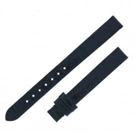 Ремешок Tissot для часов Happy Chic, чёрный, 11 мм