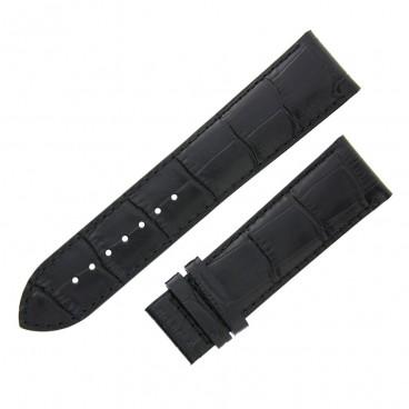 Ремешок Tissot для часов Luxury, чёрный, 22 мм