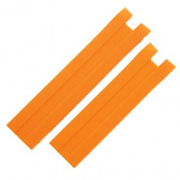 Ремешок Tissot для часов PRS 330, оранжевый, 21 мм
